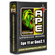 APE Rampage OLED Board for the Planet Eclipse Ego 11 / Geo 2.1
