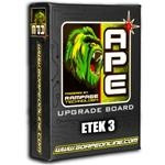 APE Rampage OLED Board For The Planet Eclipse Etek 3 w/grips