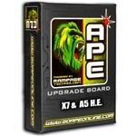 APE Rampage Board w/PowerShot Solenoid - X7 & A5 H.E.
