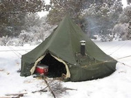 5 Man Canadian Arctic Bell Tent - AS IS