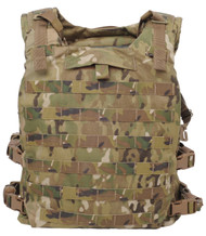 US Military Issue Soldier Plate Carrier System - Used - Medium