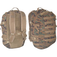 US Military Issue ILBE Gen II MARPAT Assault Pack - Used