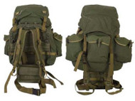 Canadian Military Issue '82 Pattern Rucksack-Used