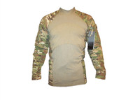 US Military Issue Combat Shirt - Multi Cam - Massif - Fire Resistant