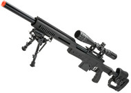 Matrix VSR-10 Extreme Alpha Bolt Action Airsoft Sniper Rifle by WELL