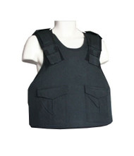 British Forces Issue Bulletproof Vest Level 4 w/Plates-USED