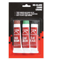 Camouflage Face Paint Creme - 3 Pack