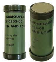 NATO Camo Paint Stick - Woodland Camo