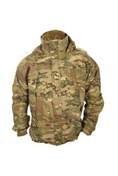 US Military Issue GEN III Extreme Cold/Wet Weather Rain Jacket - Multi Cam - ECWCS Level 6 - New