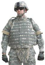 US Military Issue Interceptor Body Armor - Complete