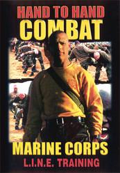 DVD - Marine Corps Hand To Hand Combat