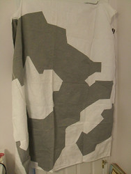 Canadian Military Issue Individual Soldier Arctic Camouflage Screen