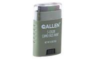 Allen Company 3-Color Camo Face Paint Stick