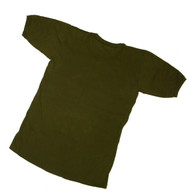 Canadian Military Issue T-Shirt - New - Olive Drab