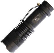 LED Flashlight w Charger