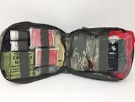Joint First-Aid Kit JFAK w/Tourniquets Enhanced IFAK - ABU Tiger Stripe
