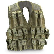 U.S. Military Issue M203 Grenade vest