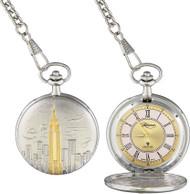 Skyscraper Pocketwatch