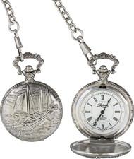 Steamboat Pocketwatch