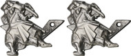 Samurai Gun and Sword Holder