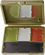 Woodland 4-Color Compact