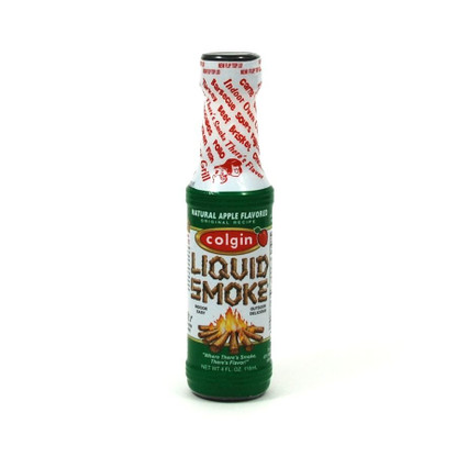Colgin Natural Apple Liquid Smoke