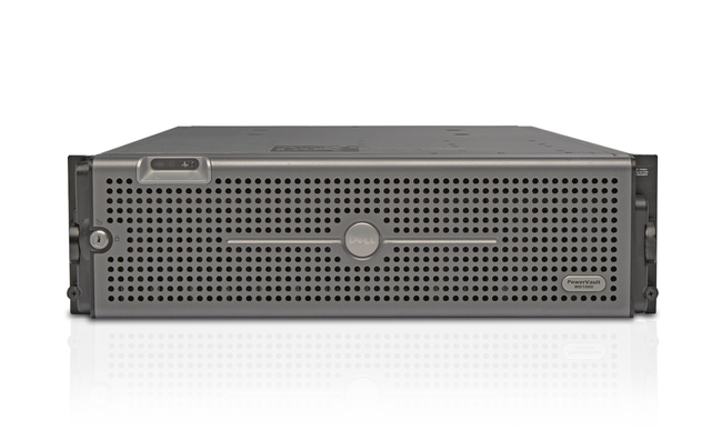 Dell PowerVault MD1000 Storage Array - Configured