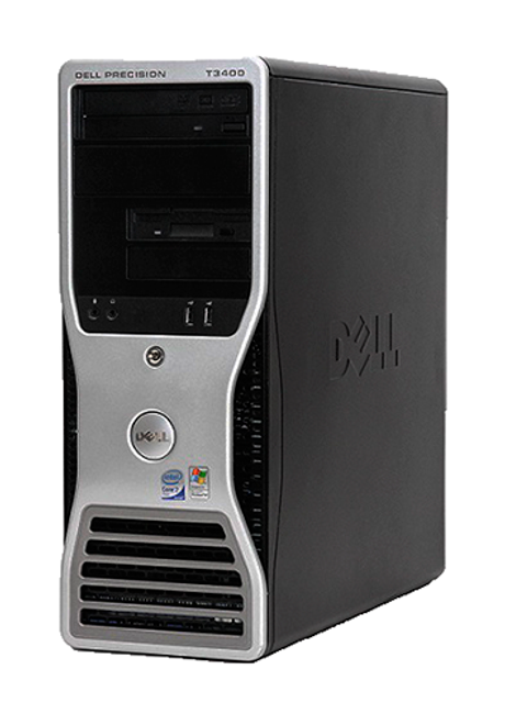 Dell Precision T3400 Workstation - Configured