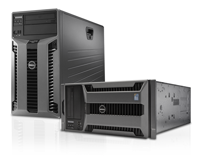 """Dell PowerEdge T610 - 2.5"""" - Tower or Rack Server - Customize Your Own"""
