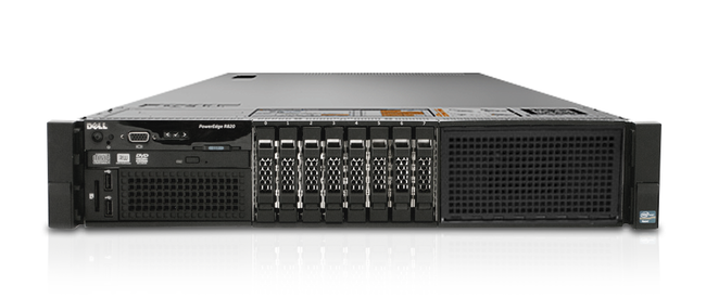 Dell PowerEdge R820 Server - Customize Your Own - 8 Bay