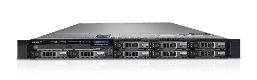 Dell PowerEdge R620 Server - Configured - 8 Bay