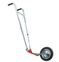 """Glaser Wheel Hoe """"Berg"""" with 225mm Oscillating Hoe"""
