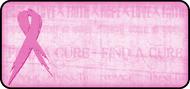 BC Grunge Ribbon Pink