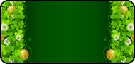 Coin & Clover Green