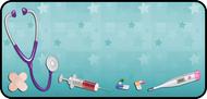 Medical Aqua Stars