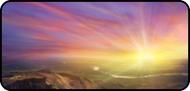 Cliffside Sunset