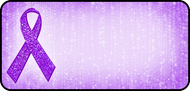 Ribbon Sparkle Purple