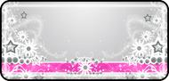 Daisy Ribbon Pink