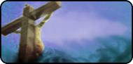 John 3:16 Blue