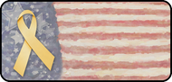 Yellow Ribbon Flag