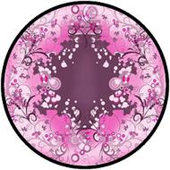 Silk Swirl Pink BR