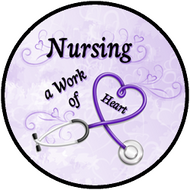 Nursing Work Purple BR