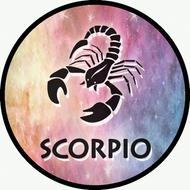 Solar Zodiac Scorpio BR