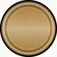 Brassy Gold BR