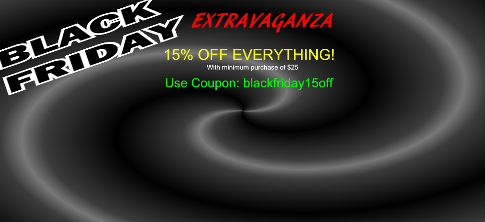 15% off thru Nov 26