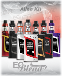 Alien Starter Kit at ECBlend Flavors