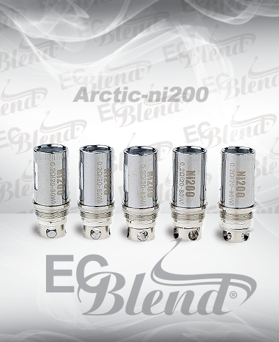 Ni200 Arctic Coils at ECBlend Flavors - Something Better