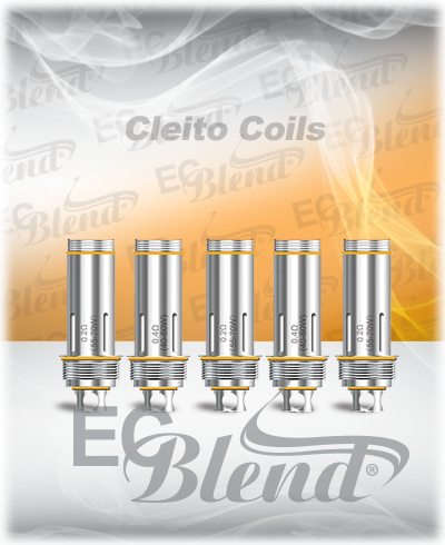 Aspire Cleito Replacement Coils at ECBlend