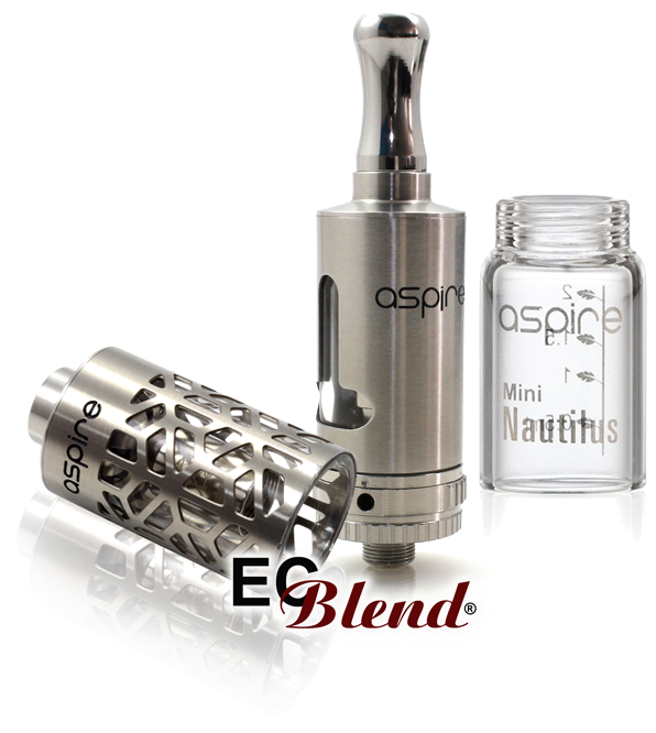 Clearomizer Replacement Tank - Aspire - for Mini Nautilus at ECBlend Flavors
