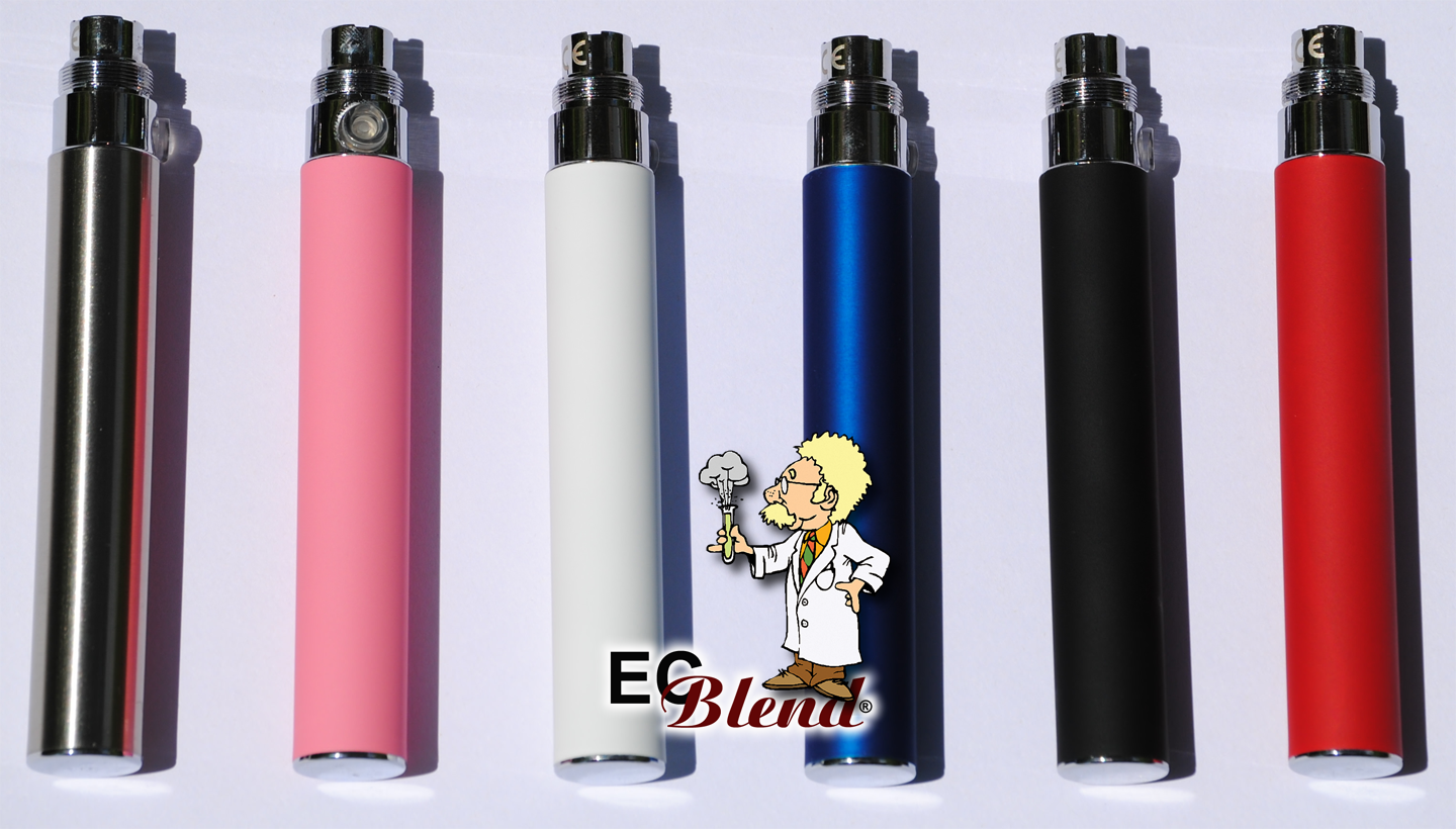 Battery eGo 510 650mah at ECBlend Flavors